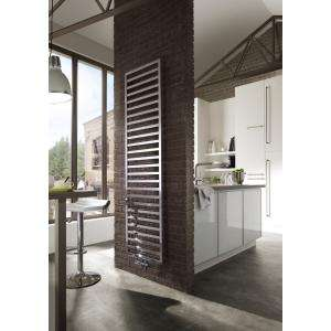 Radiateur mixte Acova KADRANE MIXTE sans regulation CHROME