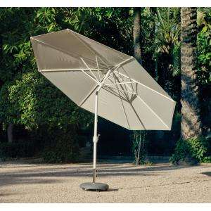 MAR35 GRAND PARASOL DROIT diam. 350CM INCLINABLE HEVEA EXKLUSIVE 31233