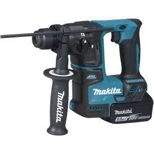 Perforateur SDS+ 18 V Li-Ion 5 Ah 17 mm - 1,2J MAKITA DHR171RTJ