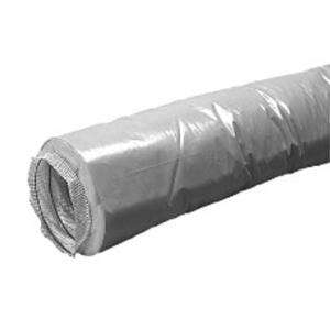 GAINE PVC 125 mm ISOLEE 50MM TYPE TH diam. 125 mm - LONG 6M NATHER 552055