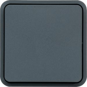 cubyko Inter VV associable gris IP55 HAGER WNA001