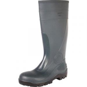BOTTES DE SECURITE PVC T 44 OPTIMATT44