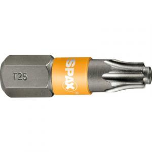 BTE 5 EMBOUTS T-STAR PLU T25MM SPAX 5000009182259