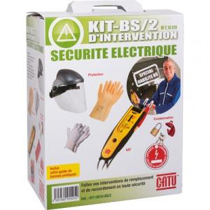 KIT NFC18510 SPEC HABILITE BS2 CATU KIT18510BS2