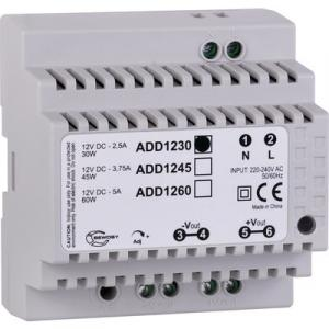 ALIMENTATION RAIL DIN 12VDC SEWOSY ADD1230