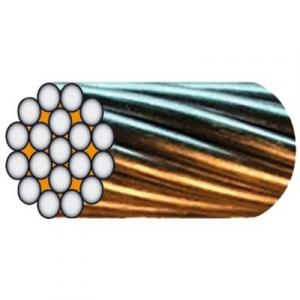CABLE AVIATION 4MM 100M...