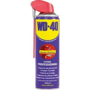 WD 40 SYSTEME PRO 500 ML WD 40 33034