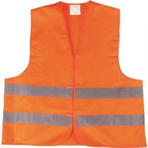 GILET ORANGE 2 CEINTURES ECO COVERGUARD HIGH VIZIBILITY 70222
