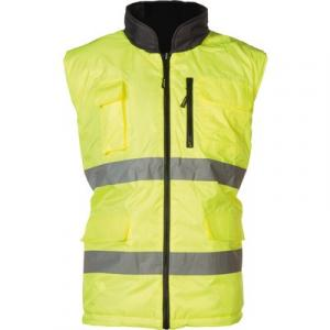GILET REV HI-WAY JAUNE XL COVERGUARD HIGH VIZIBILITY 7HWGYXL