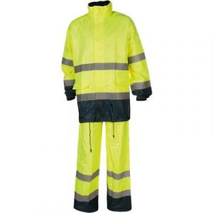 ENS DE PLUIE HI_WAY XL JAUNE COVERGUARD HIGH VIZIBILITY 7HWRYXL