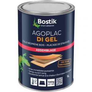 COLLE AGOPLAC DI GEL 1L BOSTIK 30604796