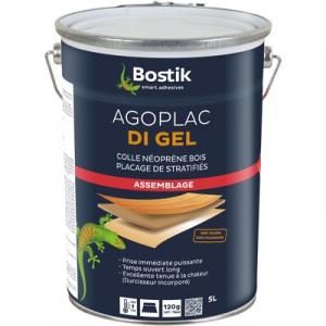 COLLE AGOPLAC DI GEL 5L BOSTIK 30604789