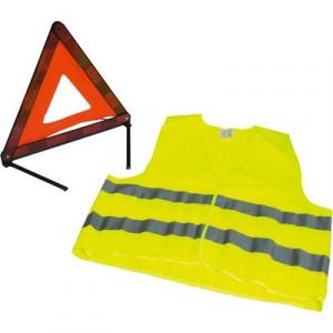 KIT TRIANGLE+GILET HOMOLOGUE ALTIUM 975153