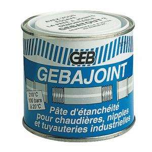PATE A JOINTS GEBAJOINT POUR RACCORDS FILETES