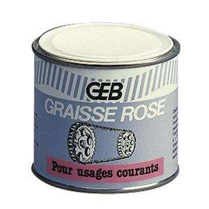 GRAISSE ROSE POUR USAGES COURANTS