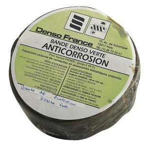 BANDE DE PROTECTION DENSO VERTE ANTI-CORROSIVE