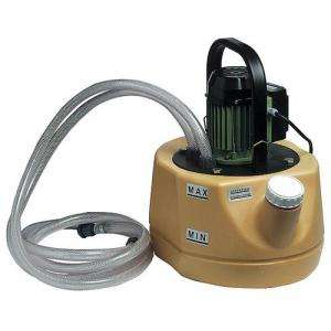 POMPE A DETARTRER A INVERSION DE FLUX