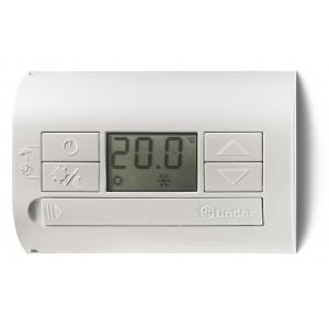 THERMOSTAT D'AMBIANCE BLANC...