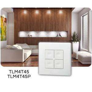 TELECOMMANDE MURALE 4 TOUCHES POWER YOKIS TLM4T45P 5454421