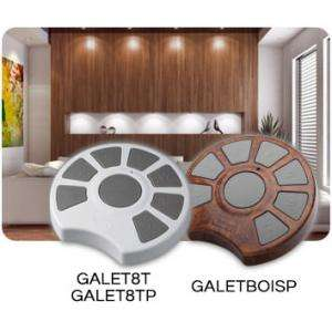 TELECOMMANDE GALET 8 TOUCHES POWER YOKIS GALET8TP 5454424