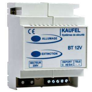 BOITIER INTERFACE TELECOMM BT 12V KAUFEL KAU621201