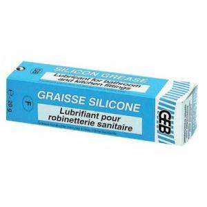 GRAISSE SILICONE (TUBE 20...
