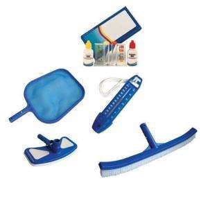 KIT COMPLET D'ENTRETIEN POOLSTYLE KOKIDO K112CS