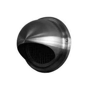 PRISE AIR NEUF RONDE INOX D125 UNELVENT 870253