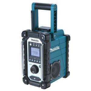 Radio de chantier 7,2/10,8/14,4/18 V Li Ion Machine seule MAKITA DMR107